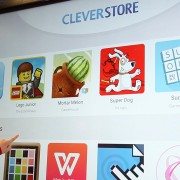 Cleverstore on Clevertouch Plus