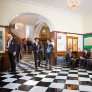 St John's Senior School Entrance Hall