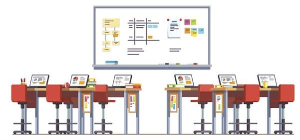 Standing desks: School children choose to stand in class when given the opportunity, new study finds
